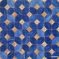 Керамогранит Vives Iliada -PR AZUL 9×435×435