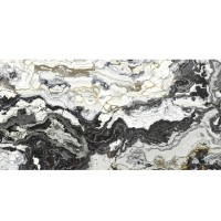 Керамогранит MEGAGRES HG ANTIQUE BLACK 10×1200×600
