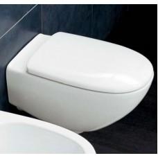 Унитаз подвесной безободковый Flaminia Spin goclean, white 5085G
