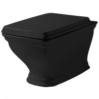 Унитаз подвесной Artceram Civitas (CIV001 03;00) black glossy