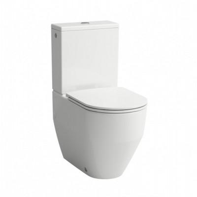 ⇨ Унитазы | Унитаз компакт Laufen Pro H8679530008701 с сиденьем Slim Soft Close в интернет-магазине ▻ TILES ◅