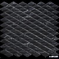 Мозаика Mozaico de LUx CL-MOS DOL-GPD02 BLACK 8×302×295
