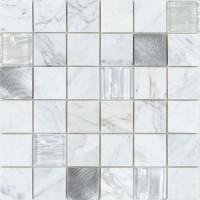 Мозаика MOZAICO DE LUx V-MOS GLASS MOSAIC ARTICUL -1023 8×300×300