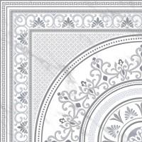 Напольная плитка Almera Ceramica DECOR LUxURY CORNER 9×450×450