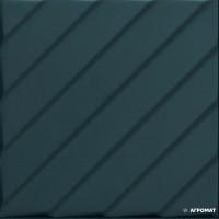 Плитка Marca Corona 4D E065 DIAGONAL D.BLUE MATT 20