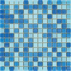 Мозаика Stella di Mare R-MOS B31323335 микс голуб.4 на папері 4×327×327