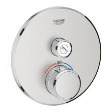 Термостат для встраиваемого монтажа Grohe Grohtherm SmartControl 29118DC0