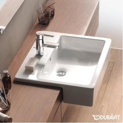 Керамическая раковина 55 см Duravit Vero 0314550000