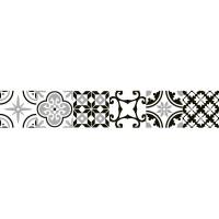 Керамогранит ALMERA CERAMICA (SPAIN) ARTIC ARTIC BLACK 10×900×150