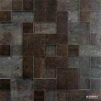 Мозаика Revigres Metalic DEC.STEP IRON RECT 8×300×300