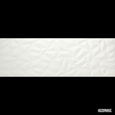 Плитка APE Ceramica Silk OLE WHITE RECT 10×1200×400