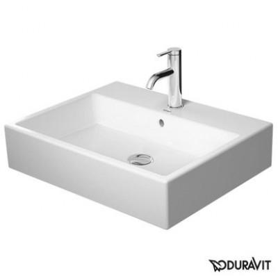 ⇨ Раковины | Керамическая раковина 60 см Duravit Vero Air 2350600000 в интернет-магазине ▻ TILES ◅