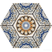 Керамогранит Realonda Sevres AZUL 9×330×285