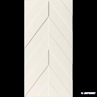 Плитка Marca Corona 4D D730 .CHEVRON WHITE MAT