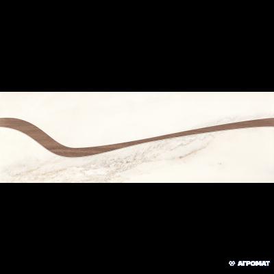 Плитка Opoczno Car WHITE INSERTO ARROW декор 10×750×250