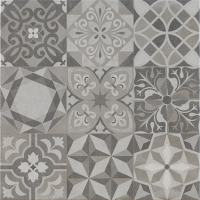 Керамогранит Argenta Ceramica POWDER DECOR COLD 8×600×600