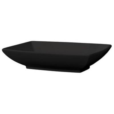 Керамическая раковина 60 см Artceram Jazz, black glossy (JZL002 03;00)
