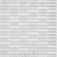 Мозаика MOZAICO DE LUx S-MOS HS1530 WHITE ICE 8×305×298
