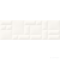 Плитка Opoczno Pillow Game WHITE STRUCTURE 11×890×290