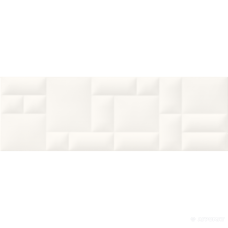 Плитка Opoczno Pillow Game WHITE STRUCTURE