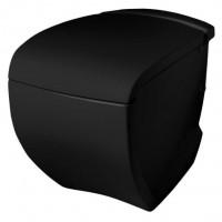 Подвесной унитаз Artceram Hi-Line (HIV001 03;00) black glossy