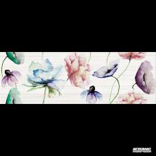 Плитка Opoczno Elegant Stripes INS FLOWER декор 10×750×250