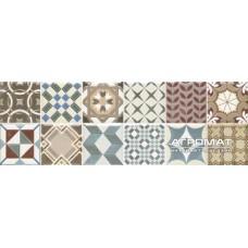 Плитка APE Ceramica Home DEC MANY I декор 8×600×200