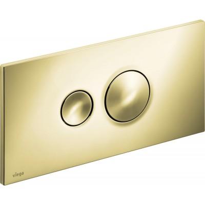 ⇨ Кнопки смыва для инсталляции | Клавиша смыва Viega Visign for Style 10 модель 8315.1, позолоченный 597092 в интернет-магазине ▻ TILES ◅