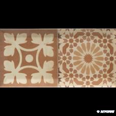 Плитка Monopole Ceramica Antique MARRON