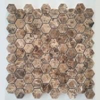 Мозаика MOZAICO DE LUx V-MOS VKD-1001 6×310×310