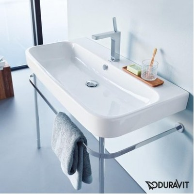 Керамическая раковина 100 см Duravit Happy D.2 2318100000