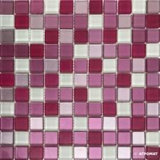 Мозаика Керамика Полесье Glance Light Violet мозаика