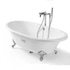 Ванна чугунная ROCA NEWCAST 170*85 см белая