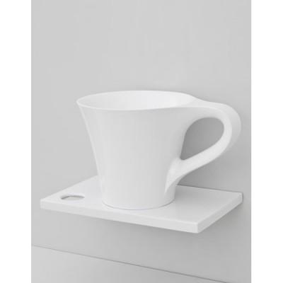 Каменная раковина 70 см Artceram Cup, white (OSL005 01;00)