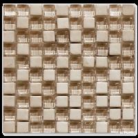 Мозаика Mozaico de LUx CL-MOS WT018 6×300×300