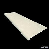 Клинкер EXAGRES Marbles PELDANO FIOR. CREMA MARFIL ступени 12×1200×330