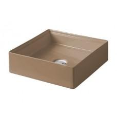 Керамическая раковина 38 см Artceram Scalino, cement cohiba (SCL001 23;00)