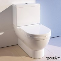 Чаша унитаза Big Toilet Duravit Starck 3 2104090000