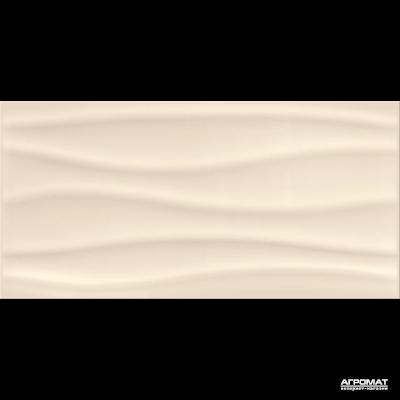 Плитка Opoczno Basic Palette BEIGE WAVE глянец 9×600×297