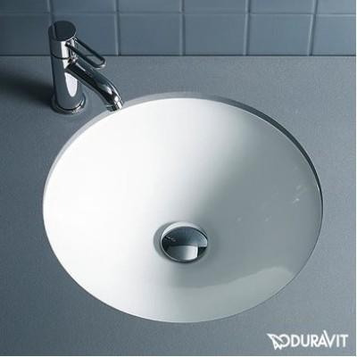 ⇨ Раковины | Керамическая раковина 37,5 см Duravit Architec 0319370000 в интернет-магазине ▻ TILES ◅