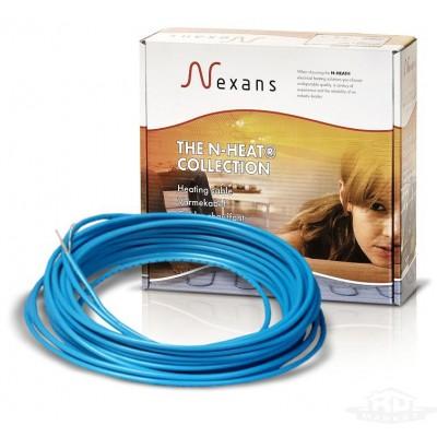 Тёплый пол кабель нагревательный одножильный Nexans TXLP/1R 500 Вт 17 Вт/м