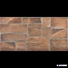 Керамогранит Zeus Ceramica Cottage ZNxCT2 RED 9×600×300