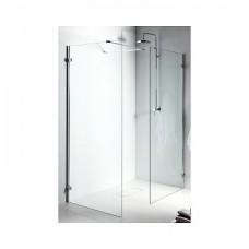 NExT боковая стенка 50 см, закаленное стекло, хром/серебряный блеск, Reflex. Для создания нестандартных вариантов типа Walk-In