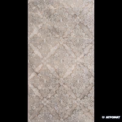 ⇨ Вся плитка | Плитка Marca Corona Newluxe D156 Nlx. Grey Damasco S/1 в интернет-магазине ▻ TILES ◅