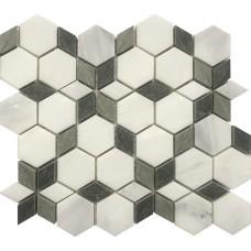 Мозаика MOZAICO DE LUx S-MOS MWH0457-207R-10