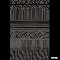 Керамогранит APE Ceramica Takenos PICASSO MIx GRAPHITE 9×593×146