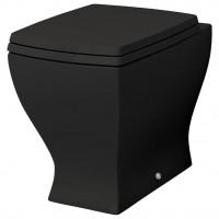Напольный унитаз Artceram Jazz (JZV002 03;00) black glossy