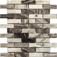 Мозаика Mozaico de LUx K-MOS CLOUD GREY 4×298×305