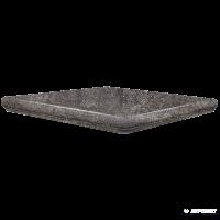Клинкер SDS Keramik Koblenz ECKFLORENTINER HELLGRAU угл. ступень 9×320×320