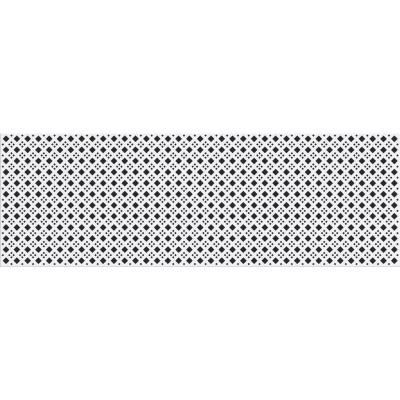 Плитка Cersanit BLACK&WHITE PATTERN D 9×600×200